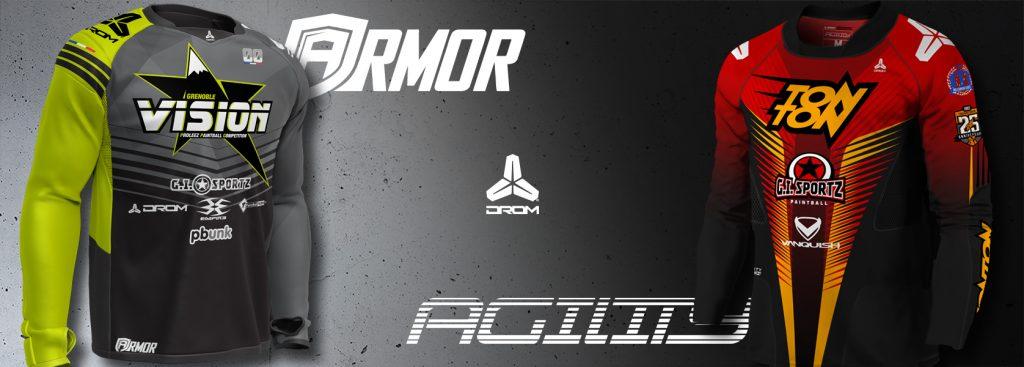 agility vs armor penetration